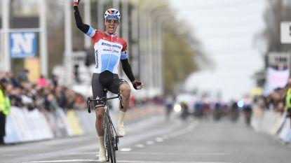Opnieuw prijs voor Deceuninck-Quick.Step: Jungels voert nummertje op in Kuurne-Brussel-Kuurne