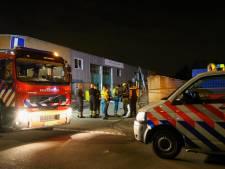Mogelijk drugslab aangetroffen op bedrijventerrein Hoogvliet