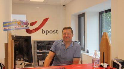 Nieuw kantoor voor Bpost in Horebeke