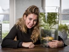 Politie Oldenzaal slaat goudvis 'in de boeien'