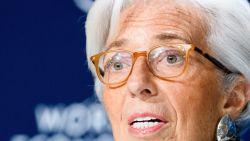 """IMF: """"Koersdalingen geen reden tot paniek, maar we moeten anticiperen op volgende crisis"""""""