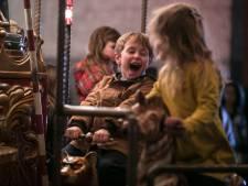 Weekendbeeld: de Vogue-kerstmarkt bij Westergas