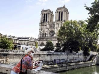 Bijna heel Frankrijk kleurt nu oranje of rood, nog maar 2 departementen groen voor Belgische toeristen