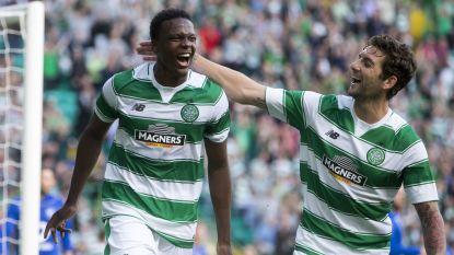 De Dedryck Boyata show waardoor Celtic 16de competitiezege op rij pakt