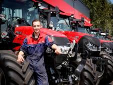 Peter sleutelt aan tractoren om een gouden plak: 'Het puzzelen, dat is het mooiste wat er is'