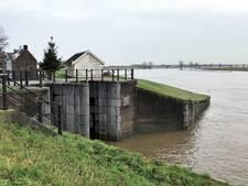 Opnieuw hoogwater in Rijn en Lek verwacht, waterschap treft maatregelen