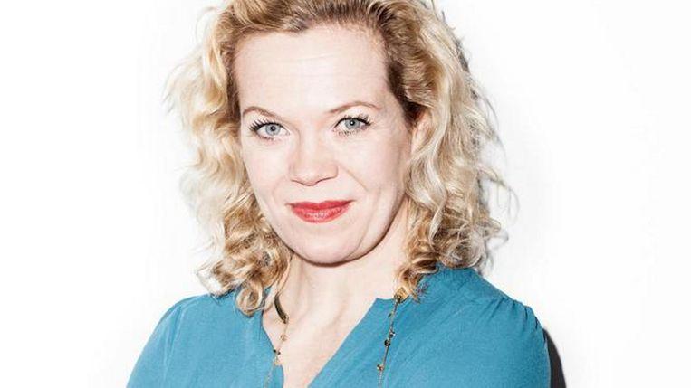 Parool-columnist Roos Schlikker is een van de kandidaten Beeld Linda Stulic