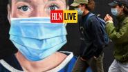 """LIVE. Gemiddeld zo'n 580 besmettingen per dag - Nederlandse burgemeester wil """"meer mogelijkheden om Belgen te weren"""""""