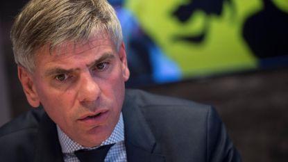 Filip Dewinter voorlopig nieuwe voorzitter van Vlaams Parlement