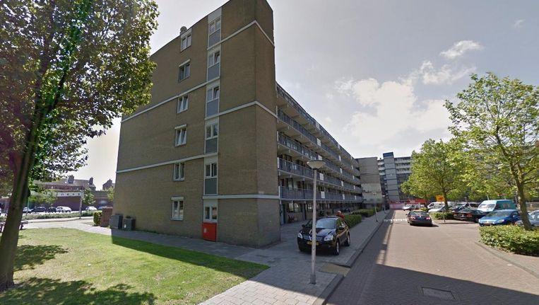 De schoten zijn gelost op de Beukenhorst in Diemen Beeld Google Streetview