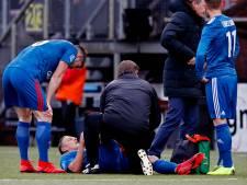 Opvallend veel spierblessures bij Feyenoord