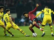 Spanning in Bundesliga weer terug na pijnlijke misstap Dortmund