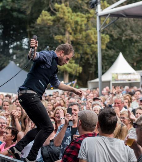 Tweede podium Tributeparty in Groesbeek is blijvertje