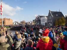 Sint en Pieten bouwen feestje in Etten-Leur