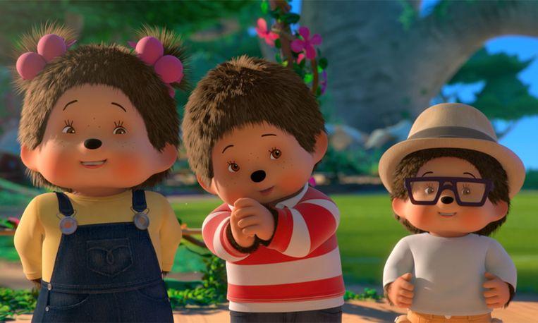 De Monchhichi's zijn terug van weggeweest. De populaire knuffeldieren spelen nu de hoofdrol in hun eigen animatiereeks.