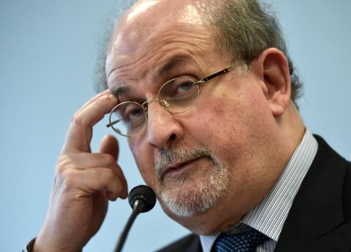 De Brits-Indiase schrijver Salman Rushdie komt in september naar Utrecht.
