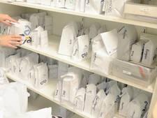 Criminelen doen zich in West voor als apotheekbezorgers