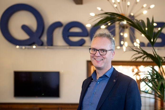 Roy Spit van Qredits ziet wekelijks talloze schrijnende verhalen van ondernemers die met moeite het hoofd boven water kunnen houden door de coronacrisis.