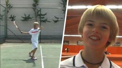 """Charles De Ketelaere, de voetballer die ook """"een beetje"""" tennisser wilde worden"""