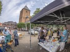 Een Twents maal en een verhaal rond de Martinuskerk in Markelo