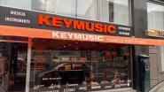 Brusselse filiaal van failliet verklaarde Keymusic Nederland blijft open