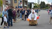 Tweede editie Zeepkistenrace zamelt geld in voor Bas en Pim