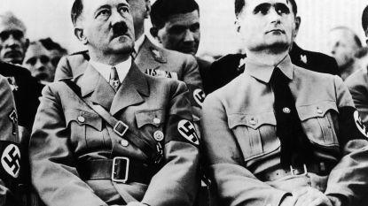 DNA-test ontkracht een van hardnekkigste complottheorieën na WO II: nazi-kopstuk Rudolf Hess had geen dubbelganger in gevangenis