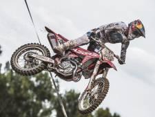 Coldenhoff eindigt als derde in MXGP Europa