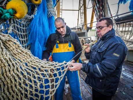 Nóg een klap voor vissers Stellendam