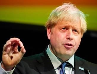 """Boris Johnson waarschuwt EU: """"Hoe bozer de Hulk wordt, hoe sterker hij wordt"""""""