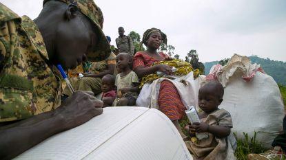 Meer dan 20.000 Congolezen op week tijd naar Oeganda gevlucht