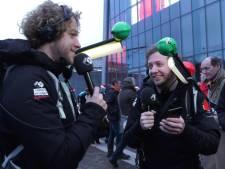 Serious Request van start in Hengelo: 'Ongelooflijk toffe ontvangst'