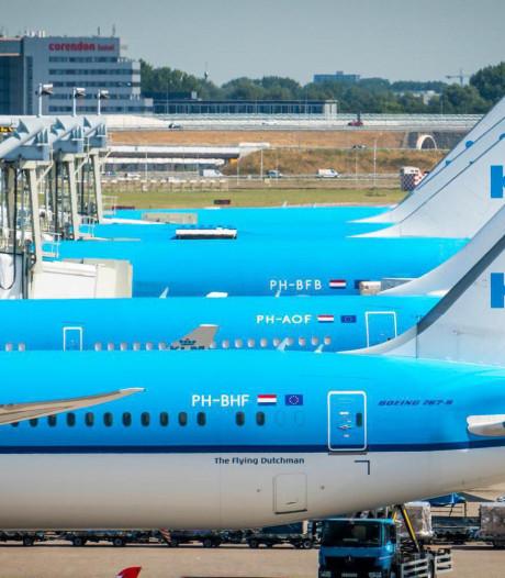 KLM wil af van vluchten Brussel, maar niet te snel