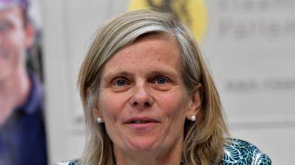 Maag- en slokdarmkanker vastgesteld bij VUB-rector Caroline Pauwels