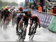 Merlier wint regenachtige editie Brussels Cycling Classic