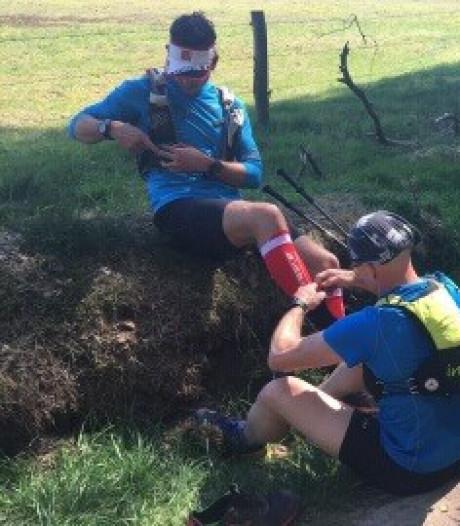 Man uit Gouda snelt over Pietenpad van 500 kilometer