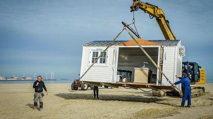 Stranduitbaters mogen onder strikte voorwaarden toch verder opbouwen