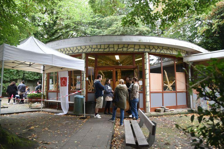 De nieuwe Chiro van Elsene en Etterbeek hield zondag haar startdag.