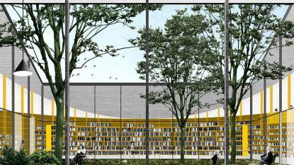 Bouw bibliotheek start deze zomer