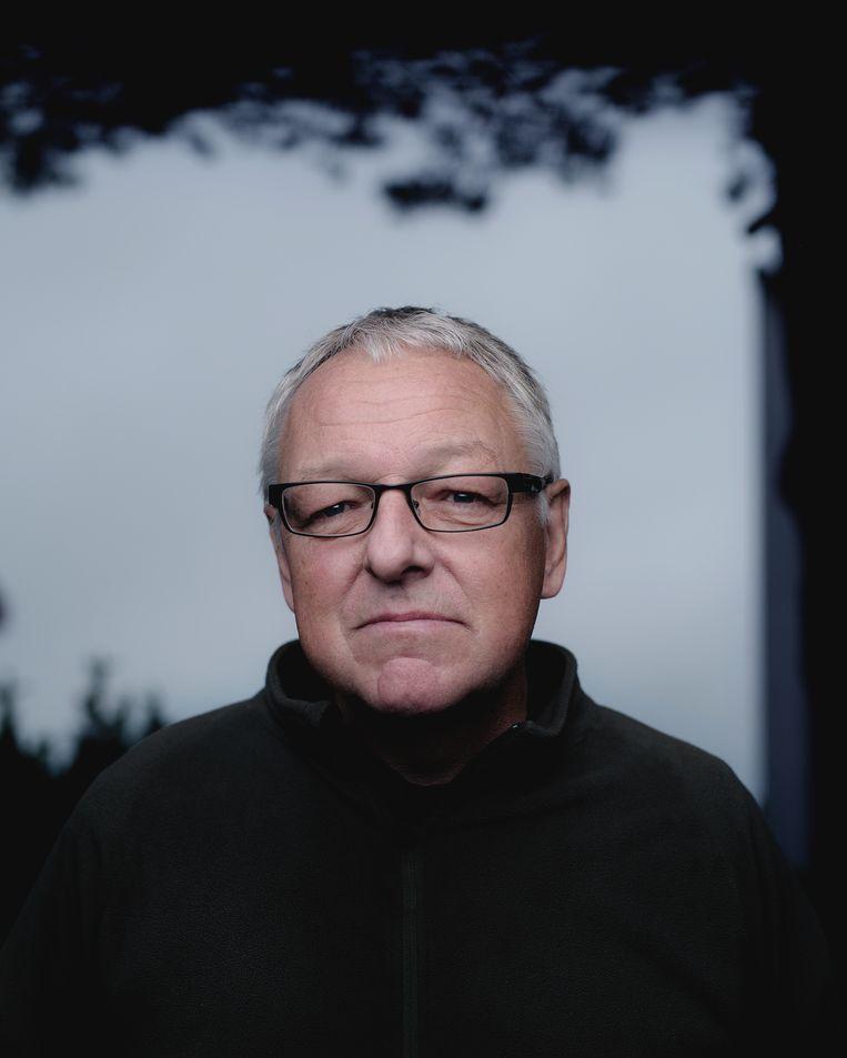 Roy Jacobsen. Beeld Agnete Brun