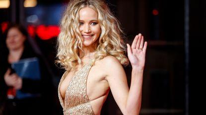 Al heel wat bekende gasten gespot in aanloop huwelijk Jennifer Lawrence