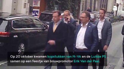 Antwerps stadsbestuur op feestje Land Invest: integriteitsbureau verwerpt klacht van Groen