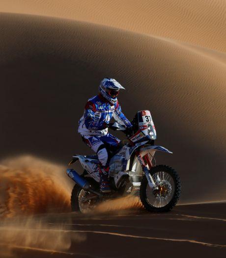Corona strooit zand in raderen van Dakar Rally