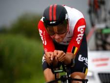 Brian van Goethem rijdt Ronde van Spanje