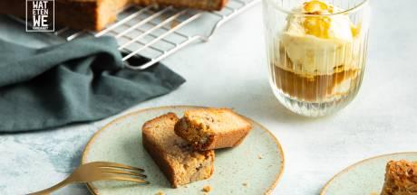 Wat Eten We Vandaag: Blondies met affogato