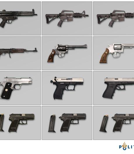 Verdachte grote wapenvondst Hoofddorp gelinkt aan Ridouan Taghi