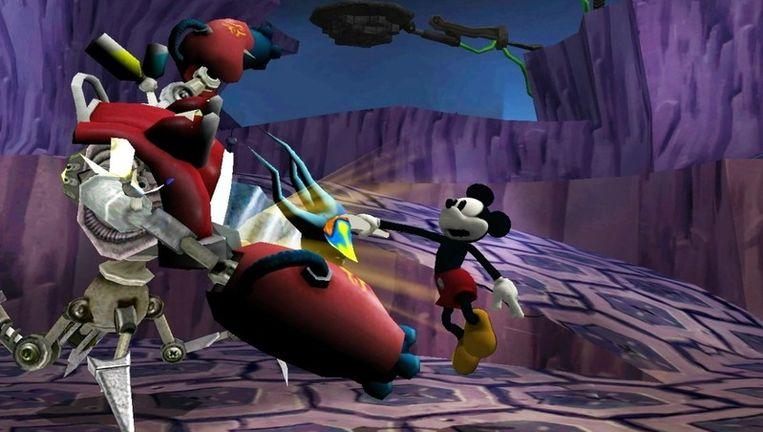 Spiksplinternieuw Games: een meesterlijke Mickey Mouse | De Volkskrant XC-63