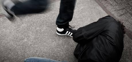 Ossenaar schopte ex-vriend van nieuwe partner in Uden tegen hoofd