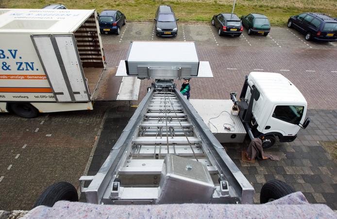 De verhuiswagen komt ook in 2018 geregeld voor rijden in Salland. In Raalte vestigden zich 1.449 en vertrokken 1.081 mensen, in Olst-Wijhe betrof het respectievelijk 862 en 806.