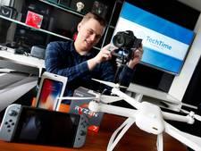 'TechTuber' Marco uit Hardinxveld heeft duizenden volgers op YouTube